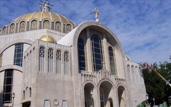 Completed Masonry Restoration Of Churches Buildings And
